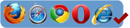 Valid Browsers